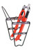 XLC LR-F01 Bagagebærer til cykler rød/sort